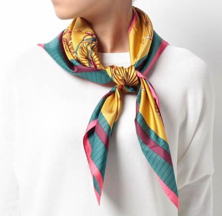 アナイ 石原さとみ着用スカーフ