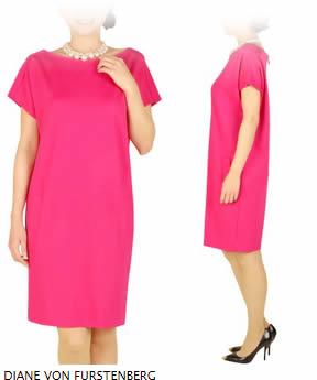 dvfのドレス 披露宴ファッション