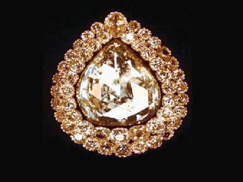 トプカプ宮殿のスプーンダイヤ