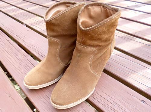 gaimoのブーツ